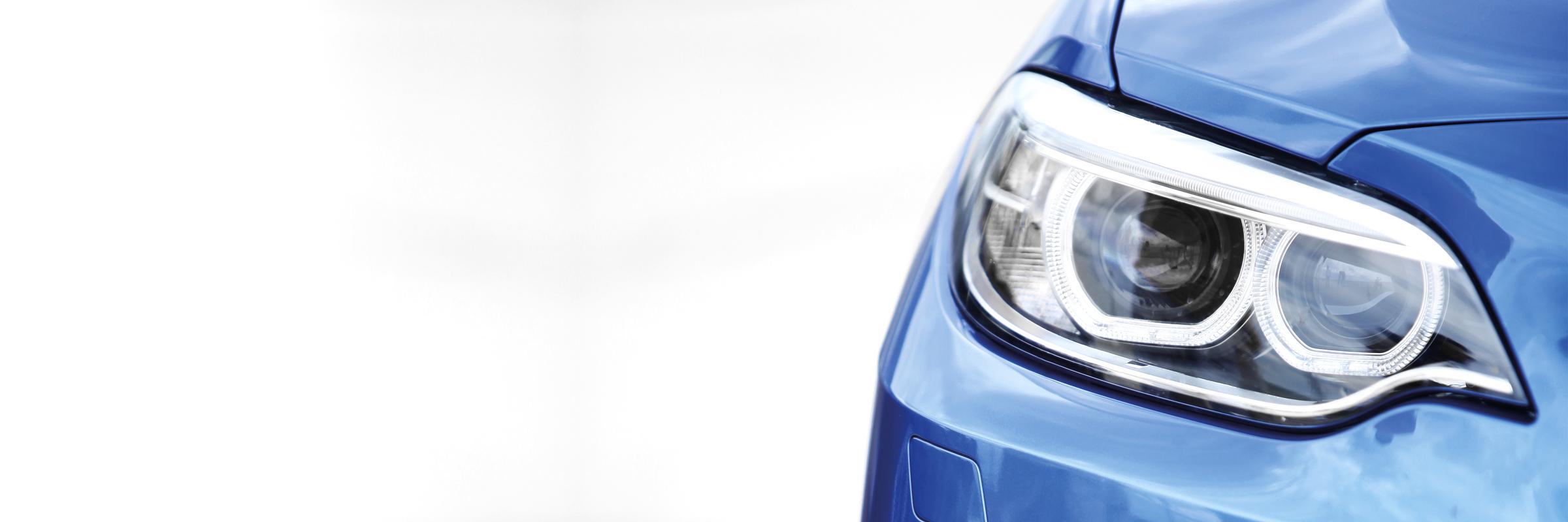 汽车和电动出行 - LED Lighting